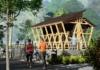 Tężnia w Parku Picassa